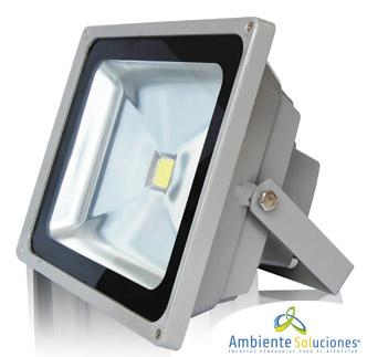 REFLECTOR LED HORIZONTAL DE 50W