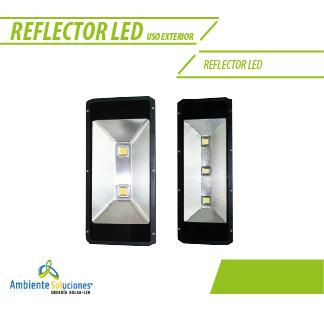REFLECTOR VERTICAL LED 100W (INCLUYE CONTROL)