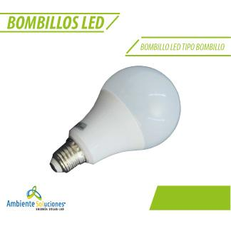 BOMBILLO LED TIPO BOMBILLO 8W