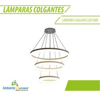 LÁMPARA COLGANTE LED SMD 112W