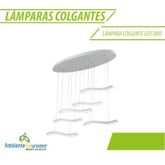 LÁMPARA COLGANTE LED SMD 78W