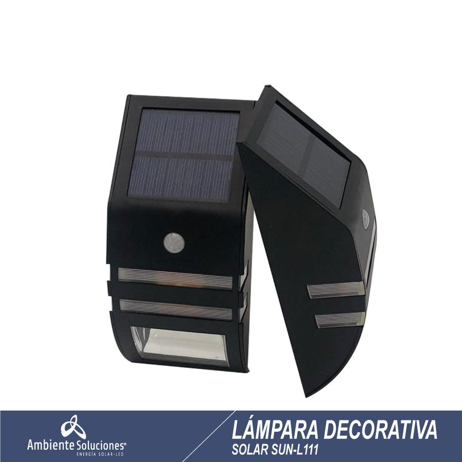 Lampara Solar Decorativa Sun L111