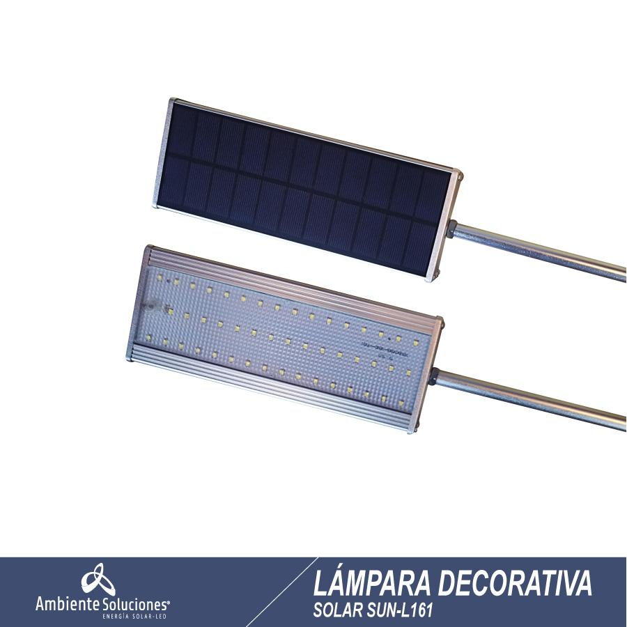 Lampara  Solar  Decorativa Sun - L161